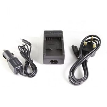 Battery Charger Compatible with GoPro 3